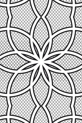Blume Lace Fence Füllung 150
